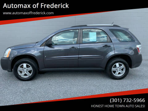 2008 Chevrolet Equinox for sale at Automax of Frederick in Frederick MD