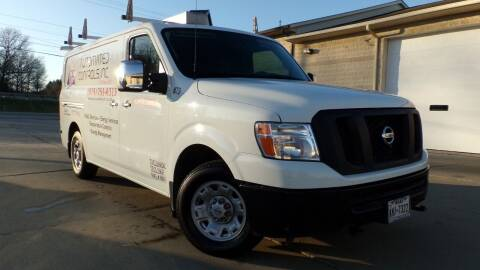 2018 Nissan NV Cargo for sale at Prudential Auto Leasing in Hudson OH