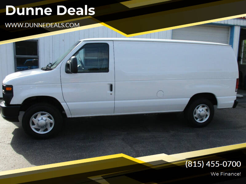 2014 Ford E-Series Cargo for sale at Dunne Deals in Crystal Lake IL