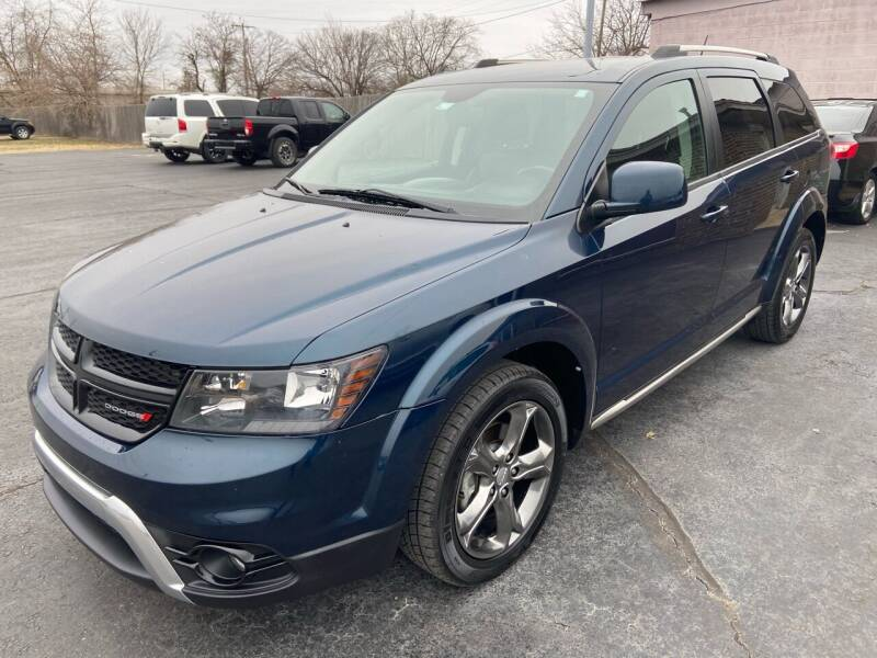 2014 Dodge Journey for sale at Kasterke Auto Mart Inc in Shawnee OK