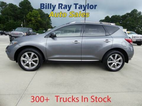2014 Nissan Murano for sale at Billy Ray Taylor Auto Sales in Cullman AL