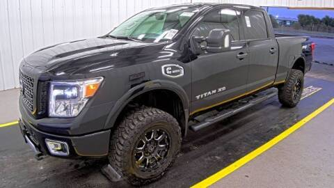 2017 Nissan Titan XD for sale at Adams Auto Group Inc. in Charlotte NC