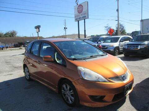 2011 Honda Fit for sale at Motor Point Auto Sales in Orlando FL