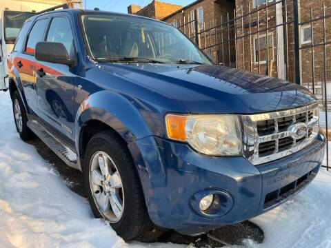 2008 Ford Escape for sale at COLT MOTORS in Saint Louis MO