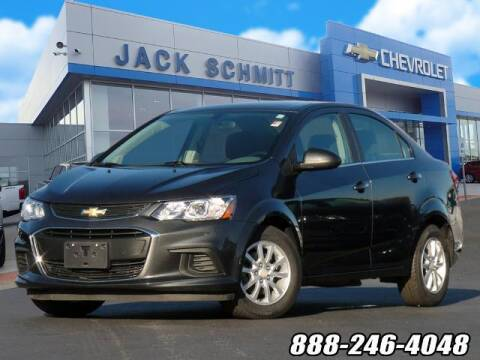 2019 Chevrolet Sonic for sale at Jack Schmitt Chevrolet Wood River in Wood River IL