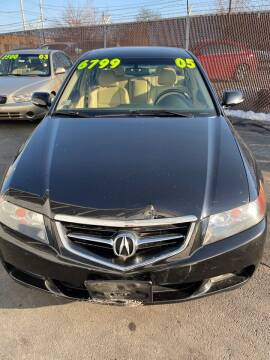 2005 Acura TSX for sale at Square Business Automotive in Milwaukee WI