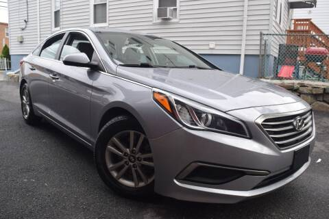 2017 Hyundai Sonata for sale at VNC Inc in Paterson NJ
