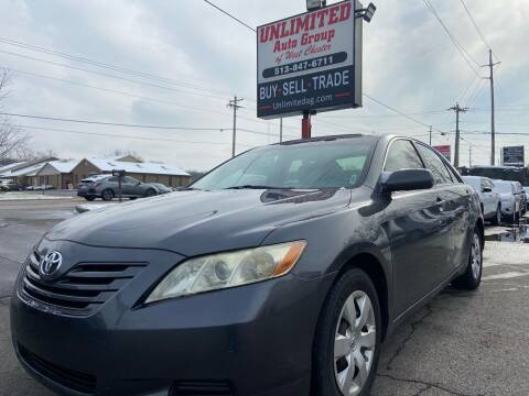 2009 Toyota Camry for sale at Unlimited Auto Group in West Chester OH