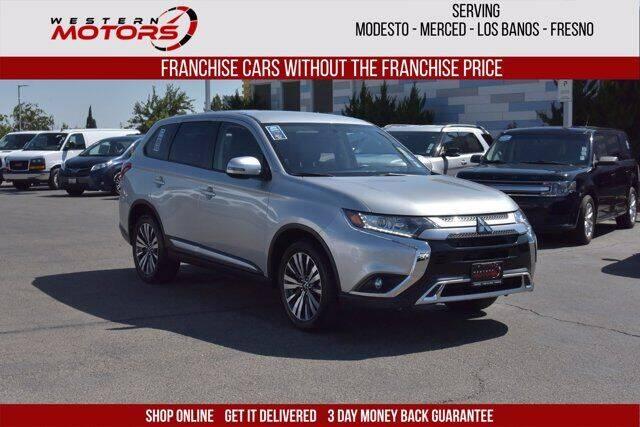 2019 Mitsubishi Outlander for sale in Fresno, CA