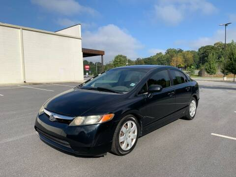 2006 Honda Civic for sale at Allrich Auto in Atlanta GA