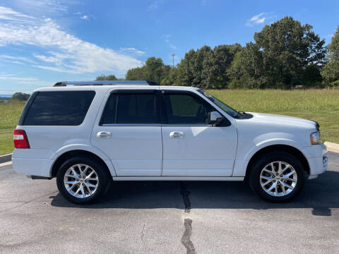 2015 Ford Expedition for sale at V Automotive in Harrison AR