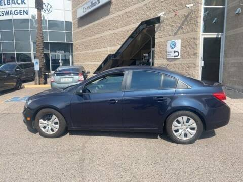 2015 Chevrolet Cruze for sale at Camelback Volkswagen Subaru in Phoenix AZ