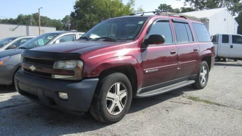 2004 Chevrolet TrailBlazer EXT for sale at MTC AUTO SALES in Omaha NE