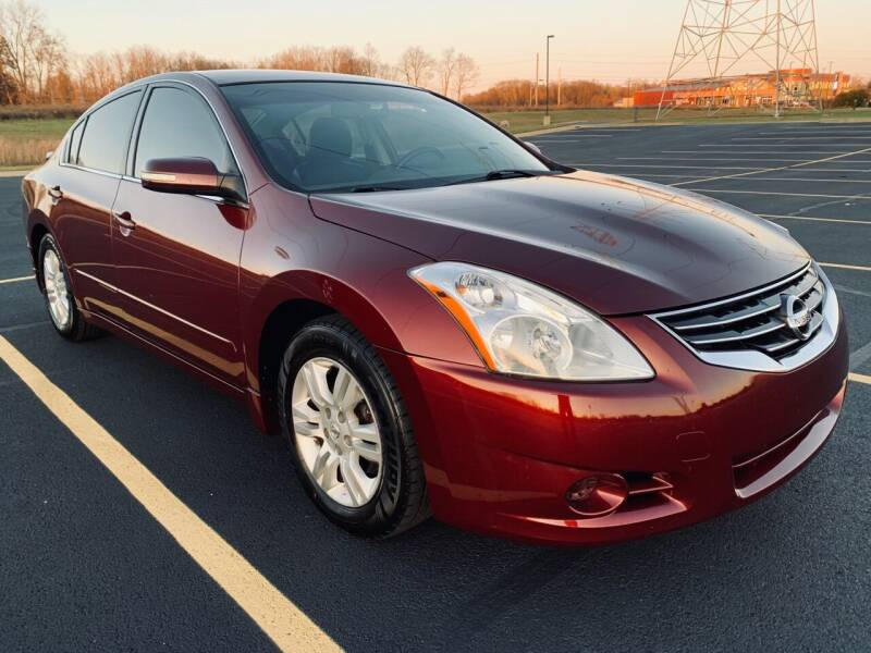 2010 Nissan Altima for sale at Quality Motors Inc in Indianapolis IN