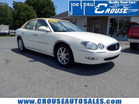2006 Buick LaCrosse for sale at Joe and Paul Crouse Inc. in Columbia PA