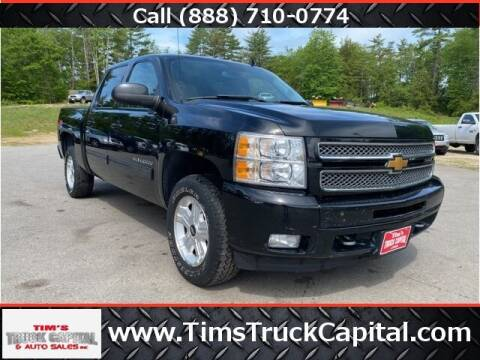 2012 Chevrolet Silverado 1500 for sale at TTC AUTO OUTLET/TIM'S TRUCK CAPITAL & AUTO SALES INC ANNEX in Epsom NH