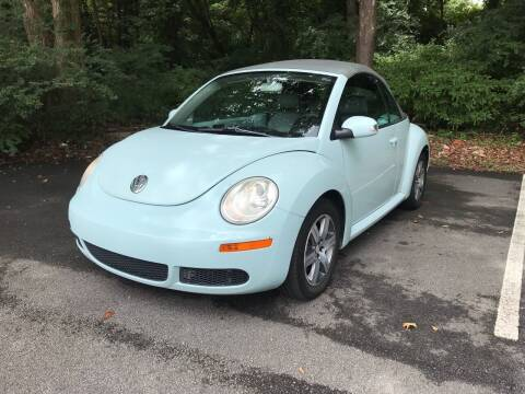 2006 Volkswagen New Beetle for sale at CAR STOP INC in Duluth GA