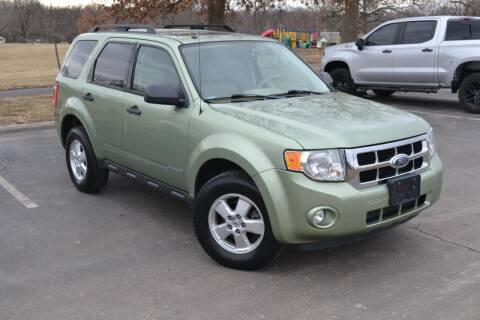 2008 Ford Escape for sale at GLADSTONE AUTO SALES    GUARANTEED CREDIT APPROVAL in Gladstone MO