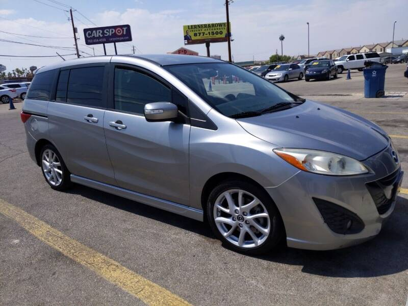 2013 Mazda MAZDA5 for sale at Car Spot in Las Vegas NV