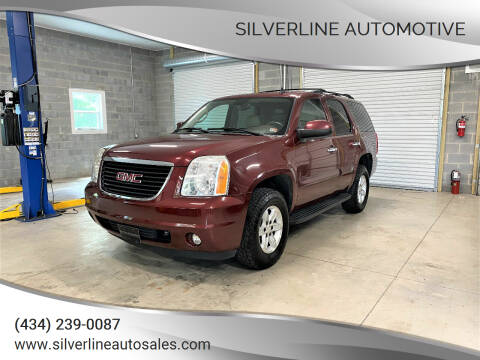 2008 GMC Yukon for sale at Silverline Automotive in Lynchburg VA