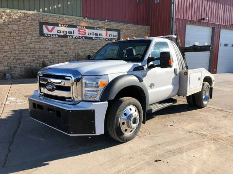 2014 Ford F-450 Super Duty for sale at Vogel Sales Inc in Commerce City CO