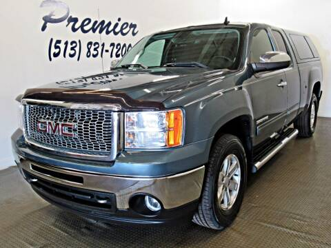 2011 GMC Sierra 1500 for sale at Premier Automotive Group in Milford OH