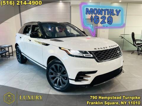 2019 Land Rover Range Rover Velar for sale at LUXURY MOTOR CLUB in Franklin Square NY