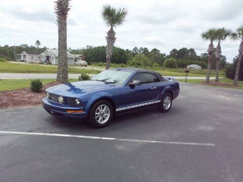 2006 Ford Mustang for sale at First Choice Auto Inc in Little River SC