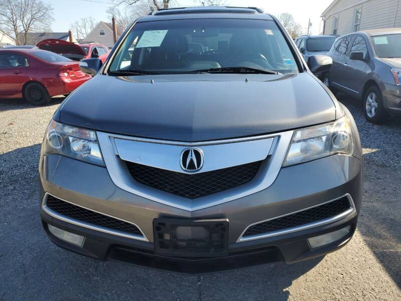 2010 Acura MDX for sale at RMB Auto Sales Corp in Copiague NY