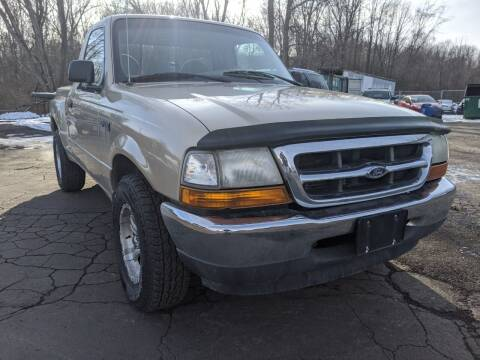 1999 Ford Ranger for sale at GREAT DEALS ON WHEELS in Michigan City IN
