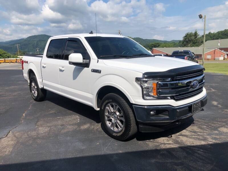 2020 Ford F-150 for sale at KNK AUTOMOTIVE in Erwin TN