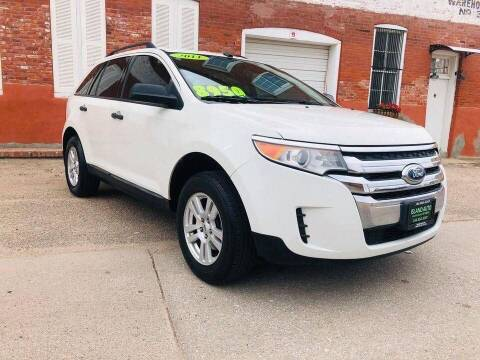 2011 Ford Edge for sale at Island Auto in Grand Island NE