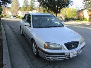 2004 Hyundai Elantra for sale at Inspec Auto in San Jose CA