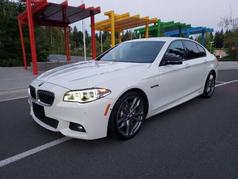 2016 BMW 5 Series for sale at Painlessautos.com in Bellevue WA
