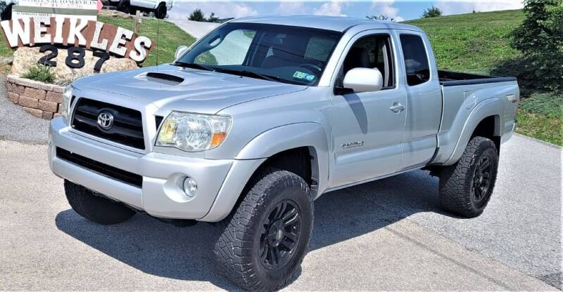 2007 Toyota Tacoma for sale at WEIKLES SPECIALTY in Felton PA