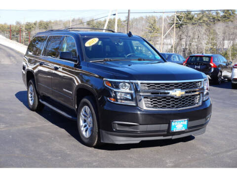 2017 Chevrolet Suburban for sale at VILLAGE MOTORS in South Berwick ME