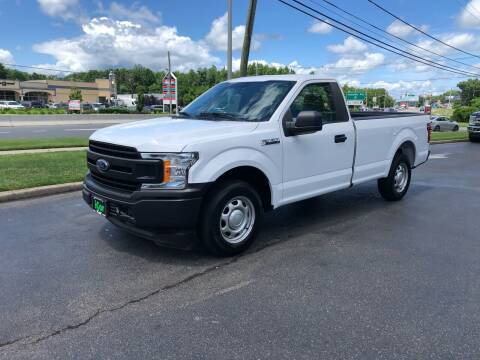 2018 Ford F-150 for sale at iCar Auto Sales in Howell NJ