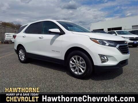 2021 Chevrolet Equinox for sale at Hawthorne Chevrolet in Hawthorne NJ
