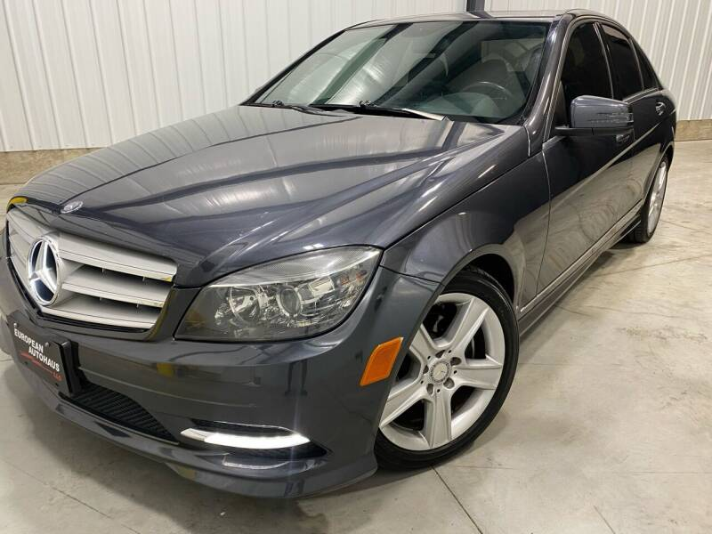 2011 Mercedes-Benz C-Class for sale at EUROPEAN AUTOHAUS in Holland MI