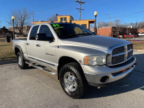 2005 Dodge Ram Pickup 3500 for sale at Midwest Motors 215 Inc. in Bonner Springs KS