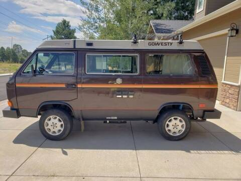 1985 Volkswagen Vanagon for sale at Classic Car Deals in Cadillac MI