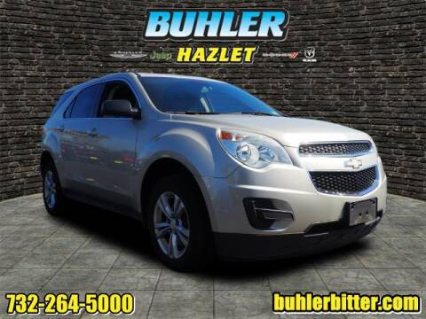 2013 Chevrolet Equinox for sale at Buhler and Bitter Chrysler Jeep in Hazlet NJ