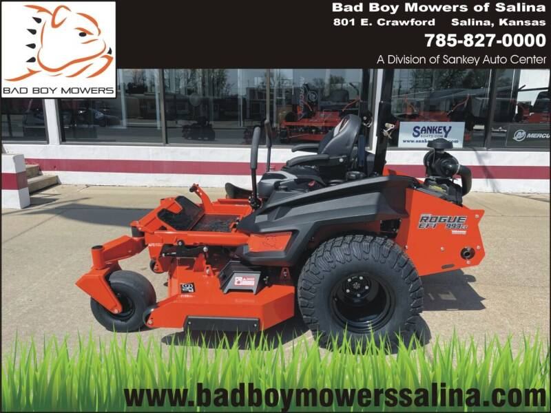 Bad Boy Rogue 61 (#7191) for sale at Bad Boy Mowers Salina in Salina KS