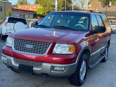 2003 Ford Expedition for sale at IMPORT Motors in Saint Louis MO