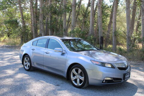 2012 Acura TL for sale at Northwest Premier Auto Sales Kennewick in Kennewick WA