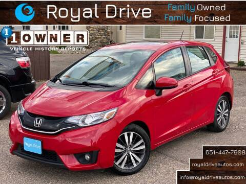 2015 Honda Fit for sale at Royal Drive in Newport MN