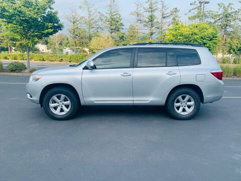 2010 Toyota Highlander for sale at Car One Motors in Seattle WA