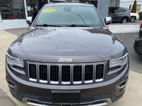 2014 Jeep Grand Cherokee for sale at Choice Motor Group in Lawrence MA
