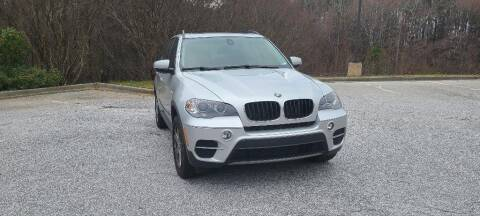 2013 BMW X5 for sale at CU Carfinders in Norcross GA