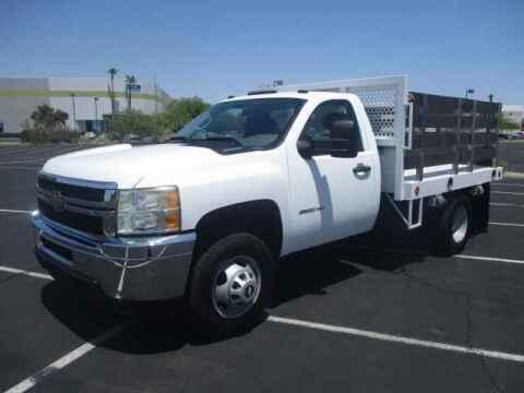 2011 Chevrolet Silverado 3500HD for sale at Corporate Auto Wholesale in Phoenix AZ